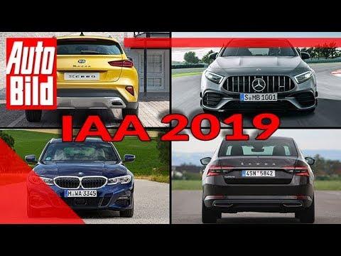IAA-Neuheiten (2019): Neuvorstellung - Messe - Infos