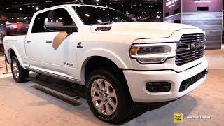 2019 Ram 2500 Laramie - Walkaround - 2019 Chicago Auto Show