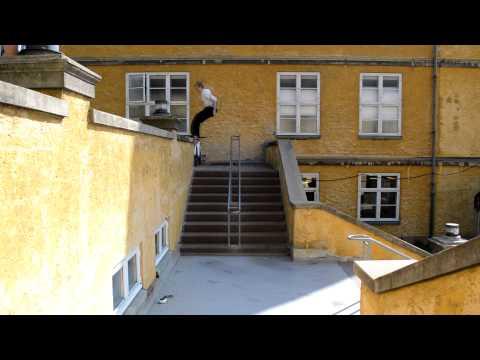 Parkour Hillerød Sampler 2013 (Hans Og Rasmus)