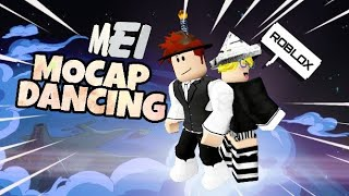 ROBLOX MOCAP DANCING - France WILD - LVLY FT. VICKI VOX
