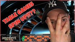 Casino Table Games - Degen Warning!!