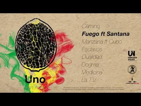 Jah Army - Fuego Feat Freddy Santana