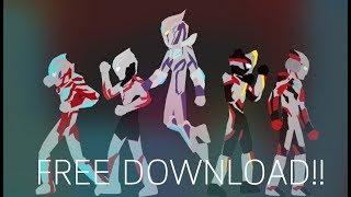 Gambar cover pivot ultraman Zero beyond STK Free download ウルトラマンゼロ