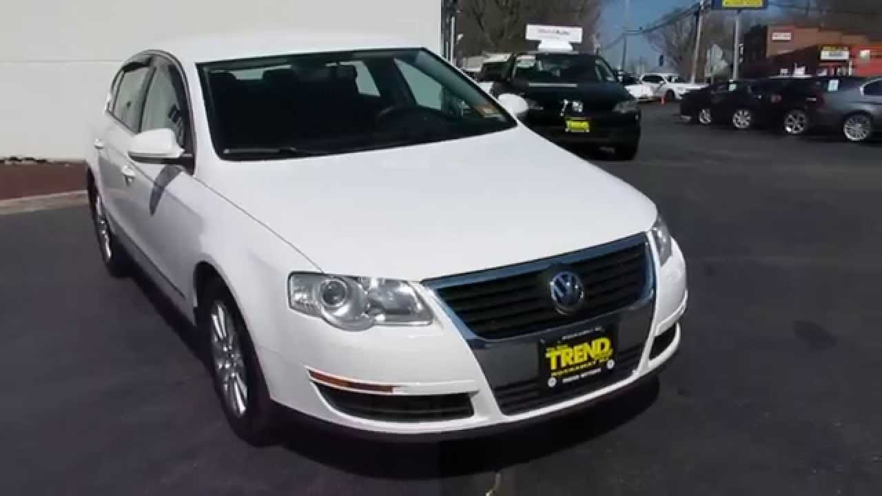 2008 Volkswagen Passat Turbo Manual Stk 40905a For