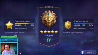 Mobile Legends - Hura-hura siang (Will move to Nimo.tv)