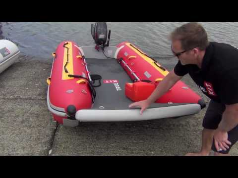 True Kit Portable Boat Range