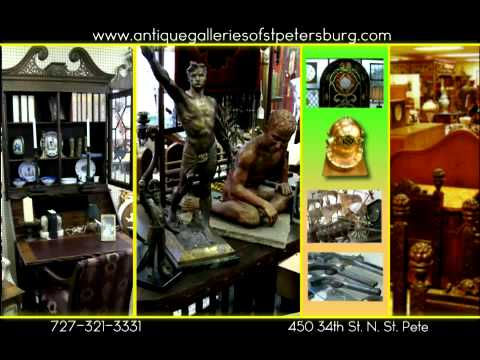 Antique Galleries of St. Petersburg - Welcome to our new mall!