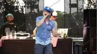 Das Bo - Türlich Türlich Live at Helene Beach Festival Frankfurt (Oder) +Lyrics [HD&HQ]