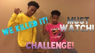 how to do tz anthem challenge we killed it