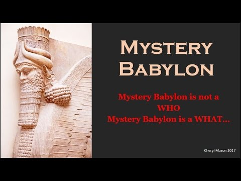 Mystery Babylon Part 1