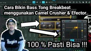 Download lagu Tutorial Bikin Bassline Ryhtem Breakbeat DJ Noka AxL FL STUDIO