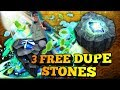 3 FREE DUPE STONES! WHAT YOU NEED TO DO! NARUTO BLAZING