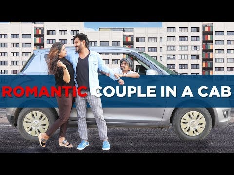 Romantic Couple in a Cab | Chetan Lokhande