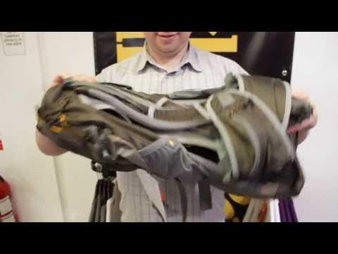 große Auswahl Qualität 100% authentifiziert Jack Wolfskin Rambler Rucksack - Flexible Back System - YouTube