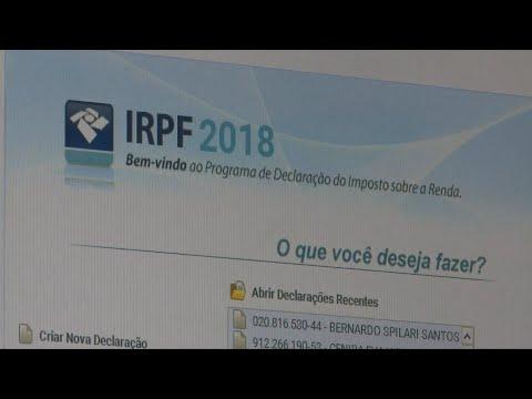Prazo para declarar o Imposto de Renda termina nesta segunda-feira | SBT Brasil (28/04/18)