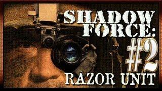 Shadow Force: Razor Unit :: PC :: Прохождение :: #2