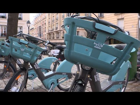 New Velib operator tries to speed up roll-out in Paris
