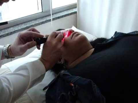 Aplicação de um tabeks em gravidez