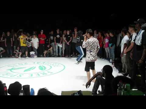 Free Spirit Championship popping FINAL Greenteck vs Gucchon
