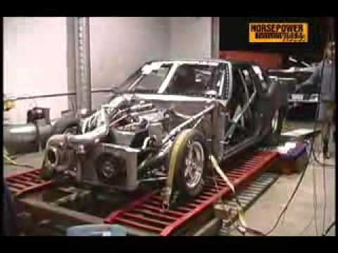 2500 HP car