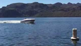 2004 Powerquest 340 Vyper Lake Test Boulder Boats