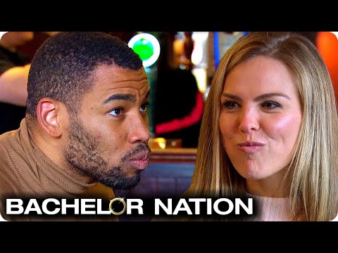 Hannah & Mike Try Haggis In Scotland! | The Bachelorette US