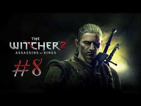 Смотреть прохождение игры Ведьмак 2. Серия 8 - Подпольные поединки.