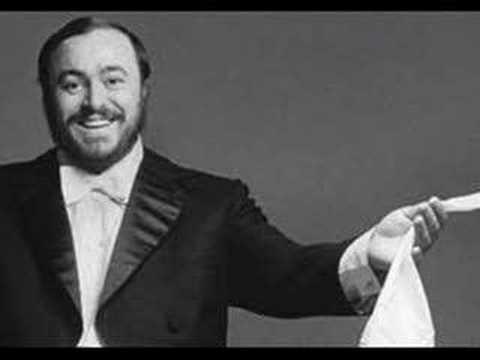"""Pavarotti & Mancini """"In Un Palco Della Scala"""""""