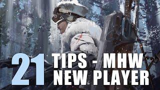 Monster Hunter World Iceborne: Beginner Guide (21 Tips For New Players)