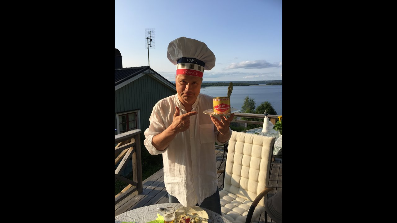 Surströmming Australia Video How To Eat Surströmming Fermented Herring The