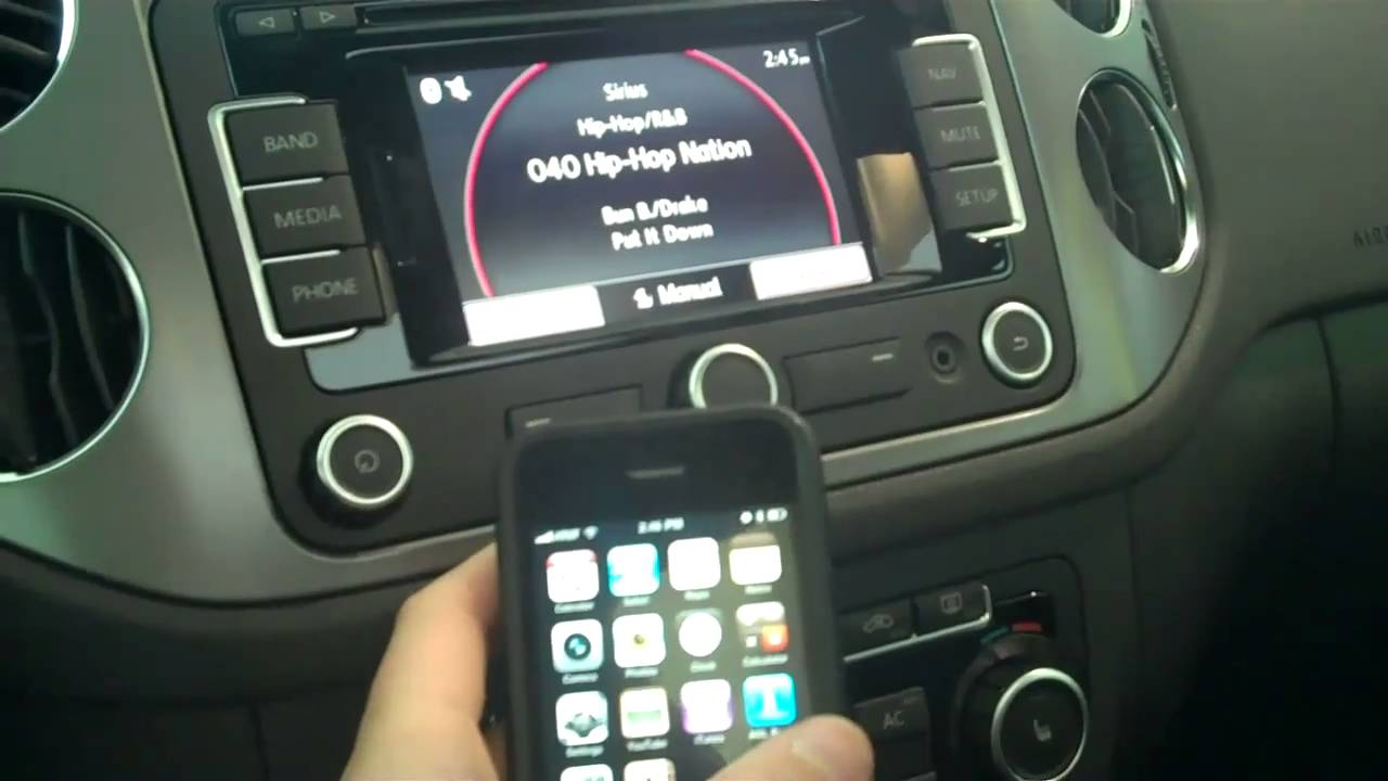 Bluetooth Audio with RNS315