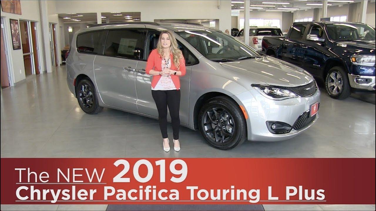 New 2019 Chrysler Pacifica Touring L Plus - Mpls, Elk ...