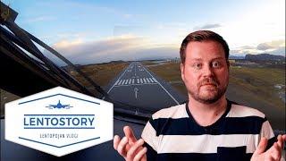 Lentostory: Miksi ohjain heiluu?