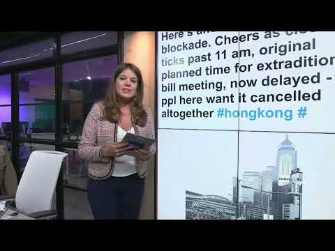 France 24:Hong Kong delays second extradition bill debate | The Cube