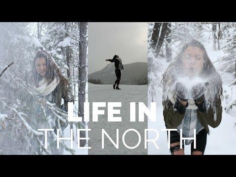 A DAY IN MY LIFE | VLOG | Yukon, Canada
