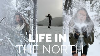 A DAY IN MY LIFE | VLOG | Yukon, Canada