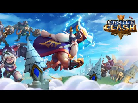 Castle Clash New Dawn (another New Game Released By IGG)