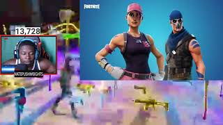 HOW TO GET THE 2 NEW FREE FORTNITE FOUNDERS PACK SKINS