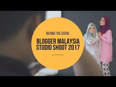 Blogger Malaysia Black & White Studio Photoshoot at Kaio Studio Shah Alam