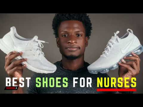 Most Comfortable Shoes For Nurses, Doctors, and Healthcare Professionals