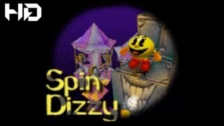 Pac-Man World: Spin Dizzy