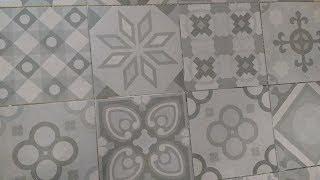 Step 3 tile installation