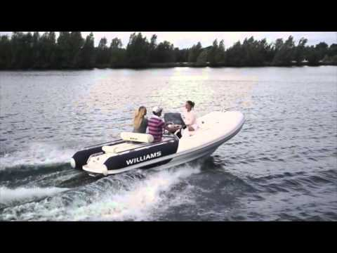 Williams Jet Tenders And New Sport Jet At 2015 Palm Beach Boat Show