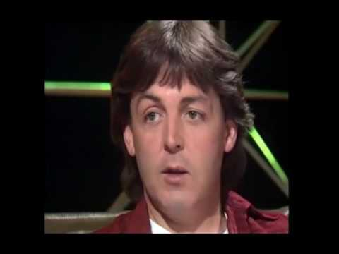 Faul McCartney, (Not Real Paul) interview for Tim Rice (1980) Part two. (HD)