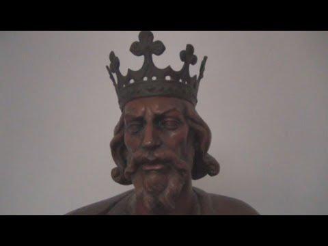 Starfort Maps Inside Freemason Library With Templar Coat Of Arms & El Nazi De Siurana