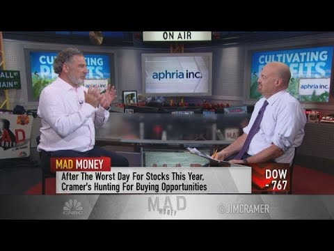 Aphria CEO explains the biggest opportunity in the Canadian weed business