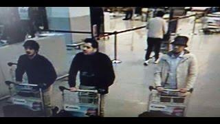 ابراهيم وخالد بكراوي نفذا هجوم مطار بروكسل