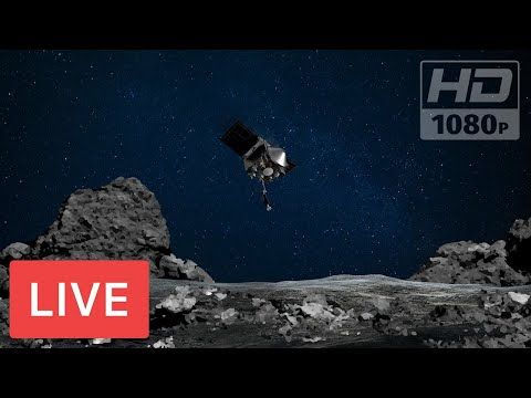 WATCH NOW: NASA to collect a sample from asteroid Bennu #OSIRIS-REx touch-and-go @replay