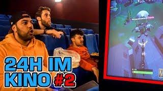 FORTNITE im KINO ! (24h im KINO Teil 2) |  FaxxenTV