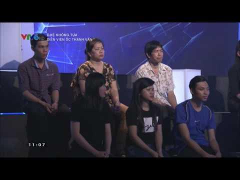 DIỄN VIÊN ỐC THANH VÂN | GHẾ KHÔNG TỰA | 25/09/2016